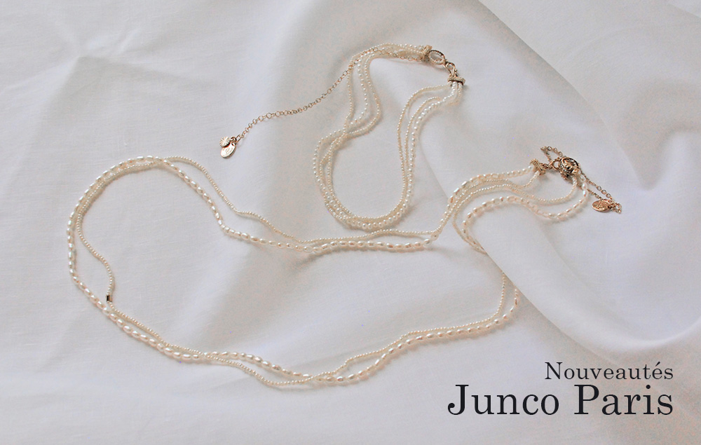 JuncoParis新入荷!
