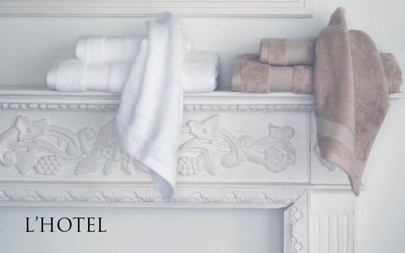 オリジナルタオル、『ロテル』。ホテル仕様イメージしたボリュームのあるタオルです。最高級のサンフォーキンコットンです。