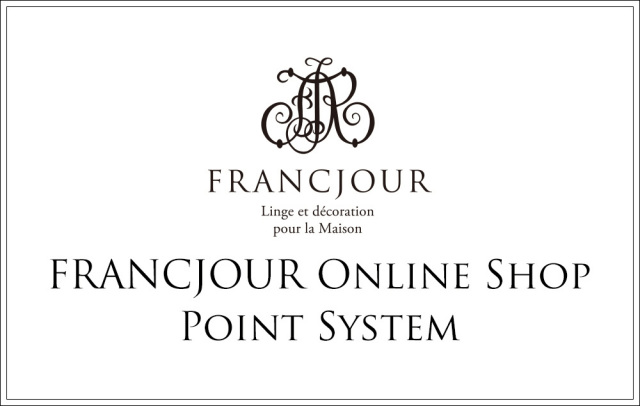 FRANCJOUR webポイント